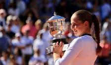 Jelena Ostapenko, letona de 20 de ani, noua câstigàtoare a turneului de la Roland-Garros 2017