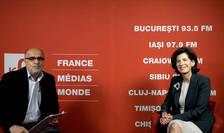 Ovidiu Nahoi si ES Ambasadoarea Laurence Auer