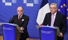 Juncker Cazeneuve feb 2017