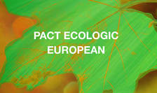 Pact ecologic european - Green Deal