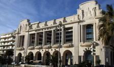"""Palais de la Méditeranée, unul dintre cele mai luxoase hoteluri de pe """"Promenada englezilor"""" din Nisa"""