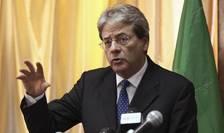 Ministrul italian de Externe, Paolo Gentiloni, s-a întâlnit la Bucureşti cu preşedintele, premierul şi cu ministrul român de Externe