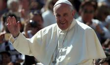 """Papa Francisc a ţinut în România un curs de bună guvernare, titrează """"Adevărul""""."""
