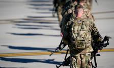 Parasutisti ai armatei americane, 5 ianuarie 2020.