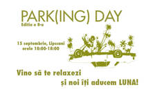 Park(ing) Day in Bucuresti