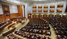 Parlamentul va avea reguli mai stricte pentru vizitatori şi jurnalişti, urmare a protestului de miercuri de pe holurile Camerei Deputatilor