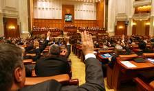 """303 voturi au fost """"pentru"""" şi doar 124 """"împotriva"""" legii pensiilor speciale"""