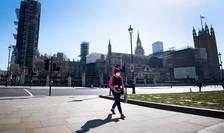 Palatul Parlamentului britanic