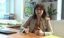 Cristiana Paşca Palmer, ministrul român al mediului