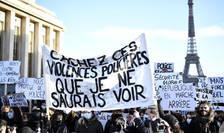 Pe 21 noiembrie  2020, la Paris au manifestat mii de oameni împotriva propunerii de lege privind securitatea globala. Un nou protest va avea loc sâmbata, 5 decembrie.