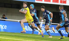 Montpellier 23 Clermont 28