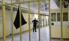 Penitenciarul din Fresnes, în apropiere de Paris, este unul dintre cele mai suprapopulate din Franța.