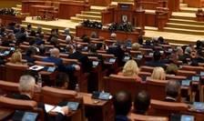 Deputații au desființat pensiile speciale (Sursa foto: Facebook/Camera Deputaților)