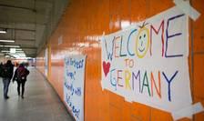 Pentru patronii germani, primirea migrantilor ar putea rezolva problema lipsei fortei de munca.