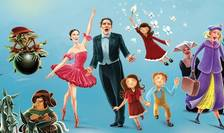 Personaje Opera Comică pentru Copii