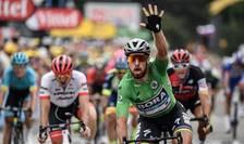 Peter Sagan câștigă la sprint la Valence