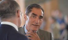 Petre Roman vrea să fie consilier general (Sursa: Alexandru Dobre/MEDIAFAX FOTO)