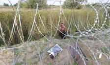 Gard la graniţa dintre Ungaria şi Serbia (Foto: Reuters/Laszlo Balogh)