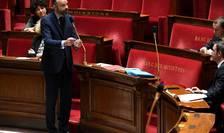 Premierul Frantei, Edouard Philippe, revine azi în fata parlamentarilor pentru a da detaliile planului de iesire din carantinà