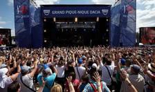 Picnic urias organizat de fan-clubul Dacia din Franta în iunie 2014