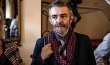 """Philippe Lançon la decernarea Premiului Femina 2018 pentru romanul sau """"Le Lambeau"""" (Gallimard)."""