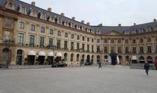 Place Vendôme din Paris si celebrul hotel Ritz