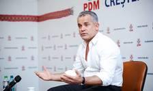 Liderul PDM, oligarhul Vlad Plahotniuc