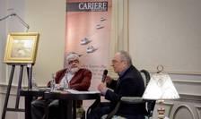 """Conferința """"Dialoguri Necesare cu Andrei Pleșu și Gabriel Liiceanu: Iubirea ca resursă a transformării și a împlinirii"""", București 2017"""