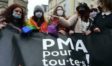 Parlamentul francez a adoptat definitiv proiectul de lege care extinde PMA tuturor femeilor.