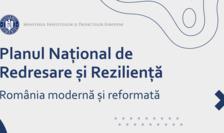 Planul National de Redresare si Rezilienta a fost prezentat în Parlament.
