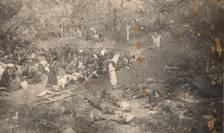 Evrei executați la Chișinău, iulie 1941