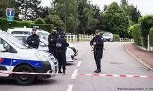 Ancheta pentru terorism la Paris dupa asasinarea unui cuplu de politisti