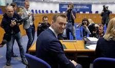 Opozantul rus Aleksei Navalnîi, aici pe 24 ianuarie 2018 (Foto: Reuters/Vincent Kessler)