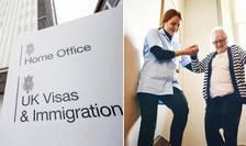 Nou sistem de imigrație UK