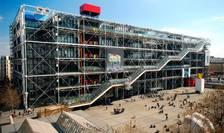 Centrul Pompidou, alias Beaubourg, din Paris