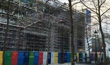 Centrul Pompidou, déjà în renovare, va fi închis complet între 2023-2027, pentru lucràri de restaurare mai serioase.