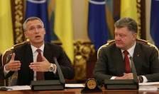 Kievul se angajeaza la reforme pana in 2020 in vederea aderarii la NATO