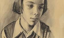 Portret de tânără Șerbana, Radu Dragoescu