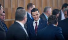 Premierul Sorin Grindeanu nu renunţă la graţiere (Sursa foto: www.gov.ro)
