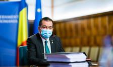 Premierul Ludovic Orban nu ia în calcul noi restricții (Sursa foto: gov.ro)