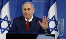 Premierul israelian, Benjamin Netanyahu.