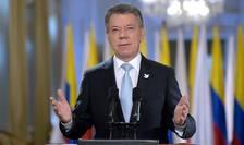 Preşedintele columbian, Juan Manuel Santos (Foto: Reuters)