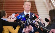 Klaus Iohannis vrea o sesiune extraordinară a Parlamentului (Sursa foto: presidency.ro)