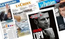 Presa francezà din 12 iunie 2017