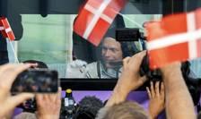 Astronautul danez, Andreas Mogensen (Foto: Reuters/Shamil Zhumatov)