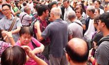 Hong Kong, fostă colonie britanică, a fost cedat Chinei de către Marea Britanie în 1997