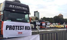 Au fost proteste și la Sibiu, Arad, Piteşti, Suceava, Satu Mare, Timişoara