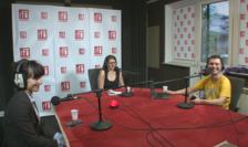 Alina Calistru, Luiza Vasiliu si Cosmin Pojoranu