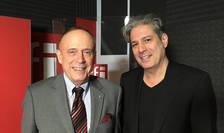 Radu Boroianu et Nicolas Don a RFI