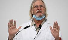 Controversatul si mediaticul profesor Didier Raoult din Marsilia, este vizat de o plângere la Ordinul medicilor.